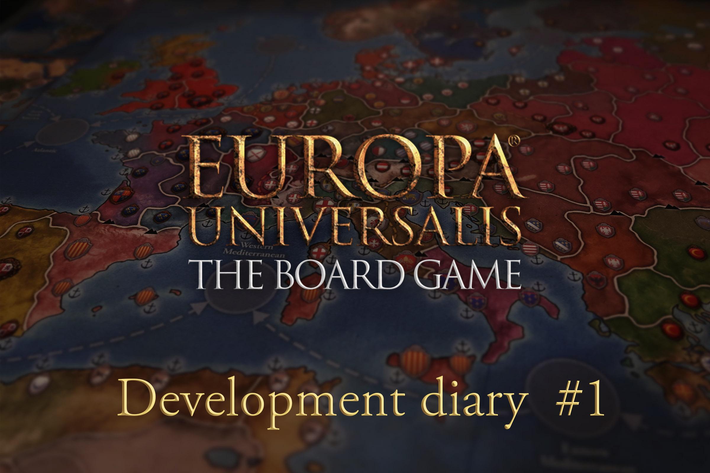 EU dev diary 1