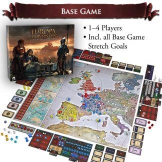 Base Game Edition | Europa Universalis:
