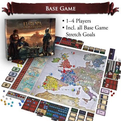 Base Game Edition | Europa Universalis: