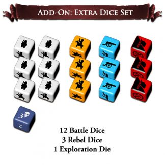 Extra Dice Europa Universalis: The Price of Power Add-on